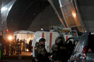 """Террористов в """"Домодедово"""" было двое, оба погибли при взрыве"""
