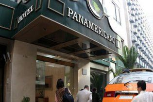 Аргентинка выбросилась с 23-го этажа гостиницы и осталась жива