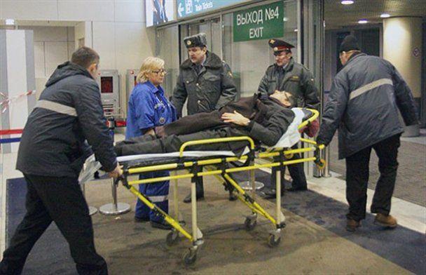 """У справі про вибух в """"Домодєдово"""" шукають двох уродженців Інгушетії"""