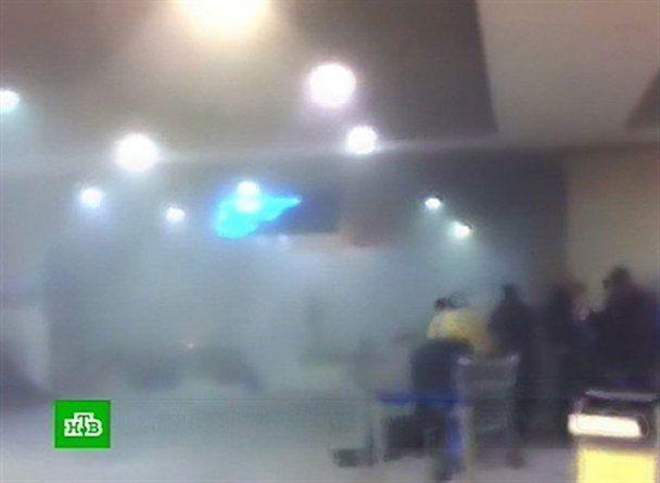 """Теракт в аеропорту """"Домодєдово"""" у Москві"""