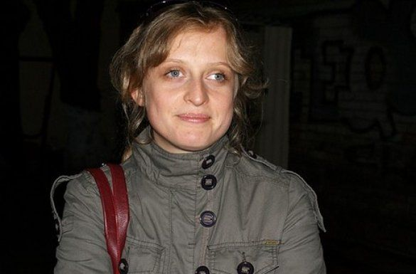 Ганна Машутіна. фото zinich.gallery