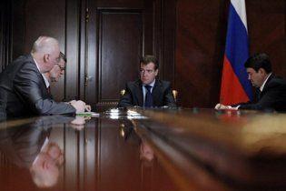 Мєдвєдєв наказав провести чистки в силових структурах на транспорті