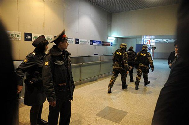 """Доку  Умаров взяв на себе відповідальність за теракт в """"Домодєдово"""" (відео)"""