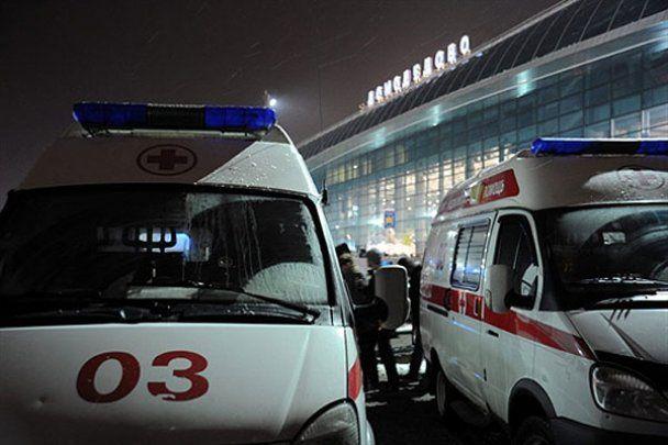 """Среди раненых в """"Домодедово"""" украинцы не обнаружены"""