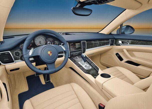 Porsche покаже у Женеві дизельну та гібридну версії Panamera