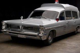 """""""Швидку"""", на якій везли тіло Кеннеді, продали на аукціоні за 120 тисяч доларів"""