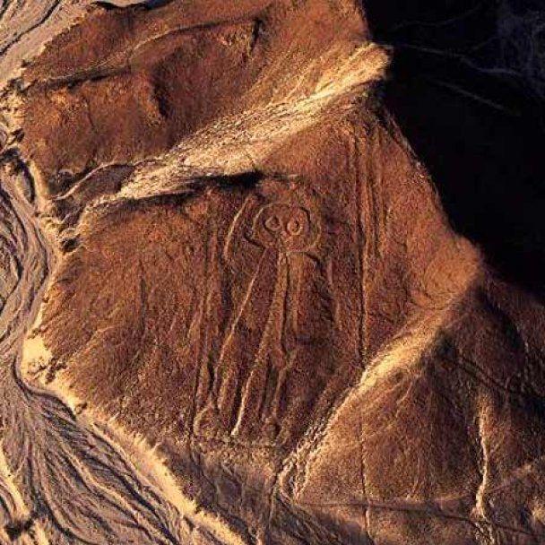 У пустелі Наска знайшли нові малюнки