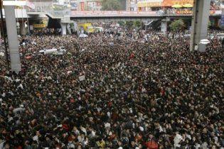 У Китаї з'явиться місто з населенням 42 мільйони осіб