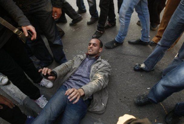 У революційному Єгипті з'явилися перші жертви заворушень