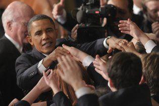 Обама озвучив офіційну позицію США щодо ситуації в Лівії