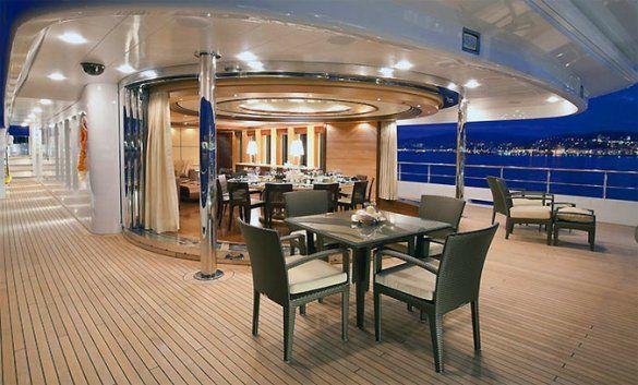 Супер-яхта Leo Fun _5