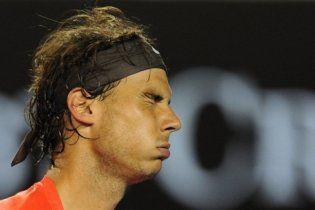Надаль зазнав фіаско у чвертьфіналі Australian Open