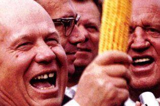 """В США поставили пьесу о """"кукурузной"""" дружбе Хрущева и фермера"""