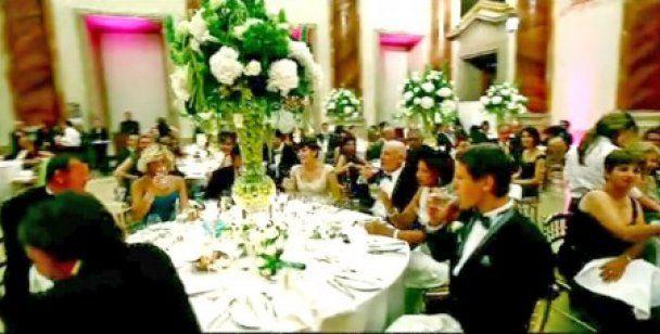 Роскошная свадьба дочери регионала Клюева в Вене