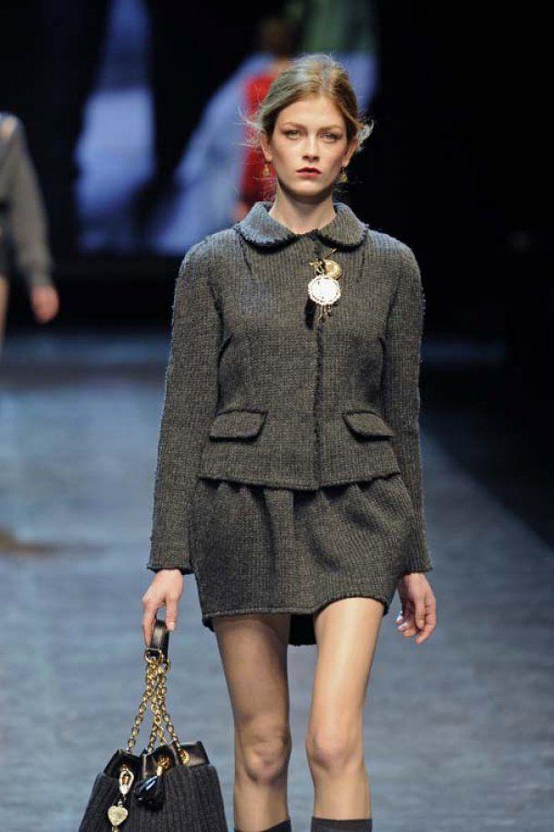 Модная мадам Брошкина