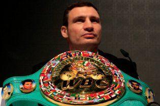 Виталий Кличко назвал себя дедушкой бокса