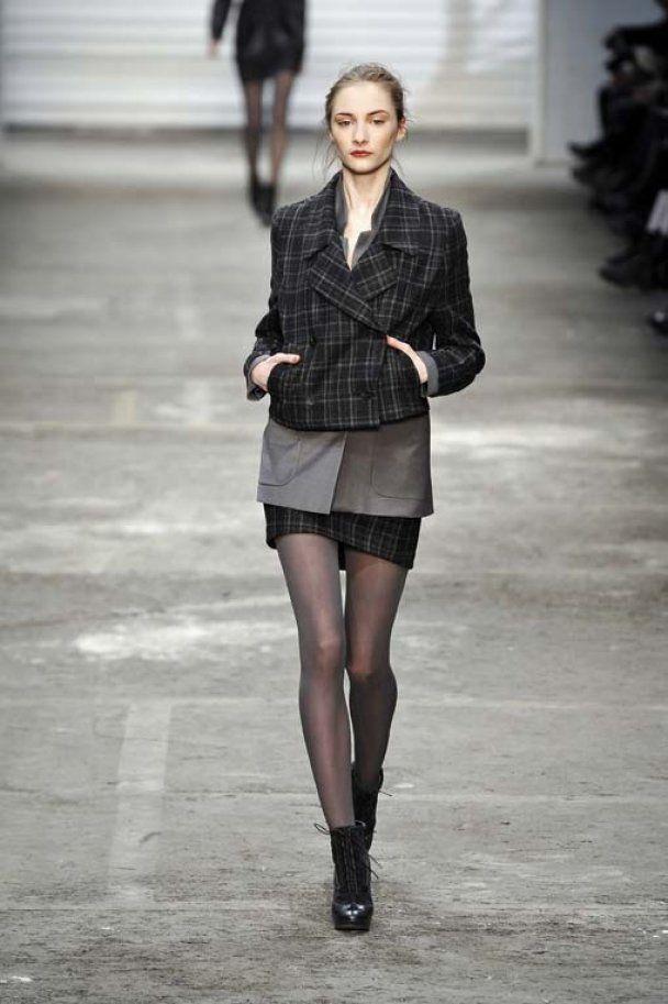 Хочешь выглядеть модно — оденься, как капуста