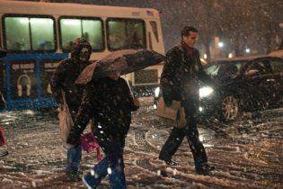 В США через сильні снігопади загинуло вже п'ятеро людей