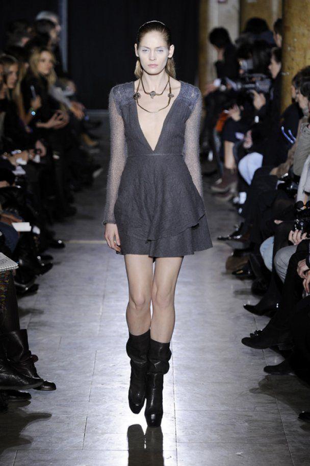 Маленькое платье для зимы