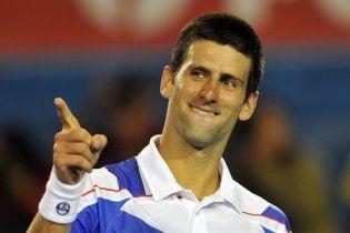 Джокович переміг Федерера у півфіналі Australian Open