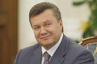 Янукович уверен, что скоро Украина перестанет сопротивляться его реформам