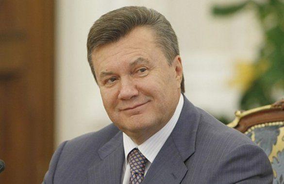Добрий Віктор Янукович