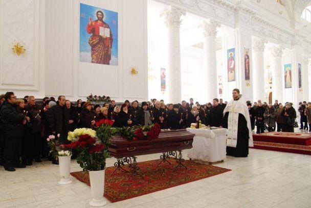 В Одесі поховали загиблу в московському теракті Ганну Яблонську