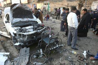 В Багдаде накануне похорон произошел крупнейший в этом году теракт
