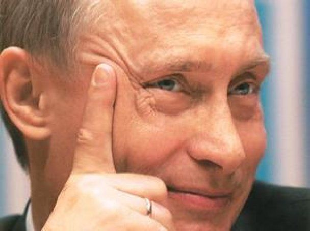 Путін наздогнав Обаму у списку найвпливовіших людей світу
