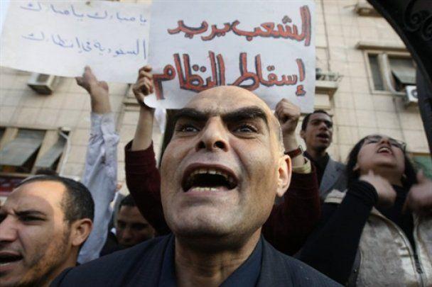 Египтяне вышли на акции протеста: их разгоняют газом и водометами
