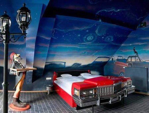 ТОП-10 найнезвичайніших готелів світу