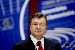 Янукович розповів, що хорошого зробив за рік президентства