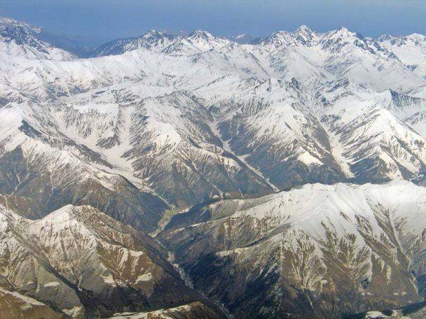Грузия: соленое наслаждение гор