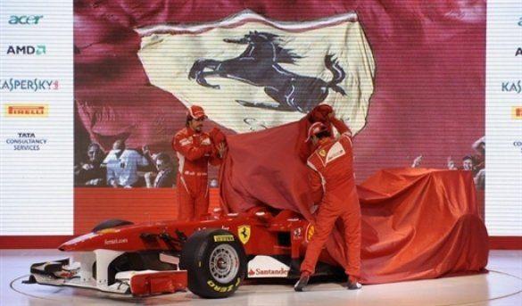Презентація Ferrari F150_8