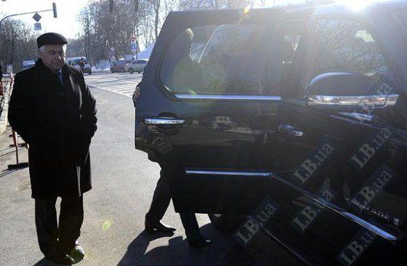 Микола Присяжнюк, Cadillac