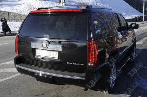 Міністр аграрної політики їздить на Cadillac за 17 тисяч доларів