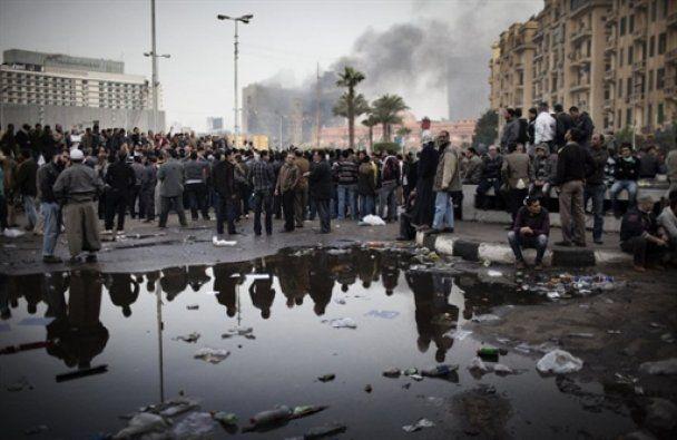Мародери розгромили знаменитий Національний музей в Каїрі