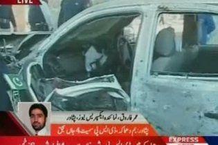 У результаті вибуху в Пакистані загинув високопоставлений співробітник поліції