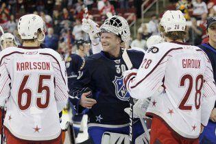 У матчі всіх зірок НХЛ закинули 21 шайбу (відео)