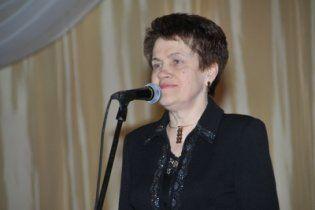 Людмила Янукович стала опекуншей луганских богословов