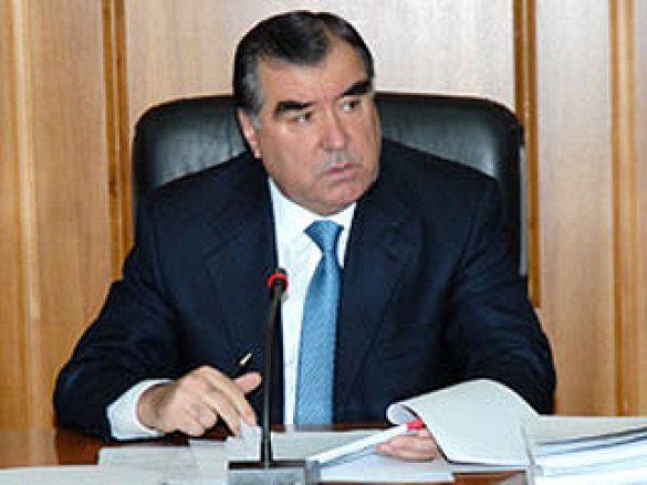 Емомалі Рахмонов