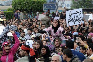 У Каїрі почалися зіткнення між прибічниками і противниками Мубарака