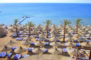 На курортах Єгипту відпочиває 6500 українців