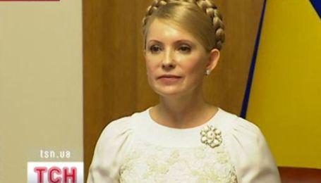 Юлия Тимошенко - невыездная