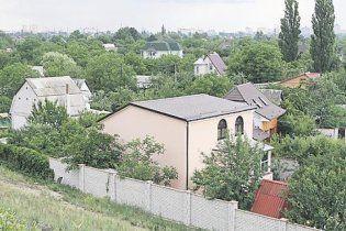У Києві знесуть Русанівські сади