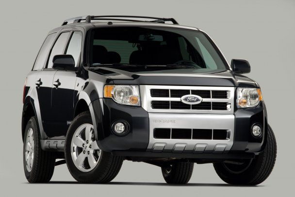 На базі Ford Escape створили автомобіль для сліпих