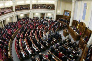 Рада заслухає доповідь Могильова про заворушення у Львові