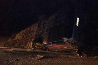 Возбуждено уголовное дело относительно аварии украинского автобуса в Польше