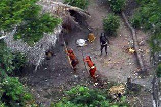 Наркоторговцы истребили уникальное индейское племя в Бразилии