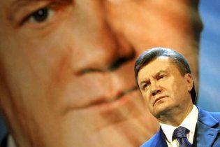 Янукович устроил кадровые чистки в руководстве милиции